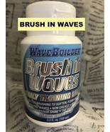 WAVE BUILDER BRUSH IN WAVES DAILY TRAINING LOTION  6.3 fl oz - $5.93