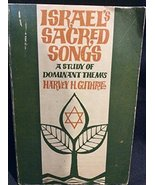 Israel's Sacred Songs: A Study of Dominant Themes [Jun 01, 1978] Harvey H Guthri - $5.13