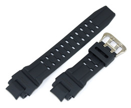 Casio 10435443 Genuine Factory Replacement Navy Blue Rubber Watch Band GA-1000-2 - $32.95