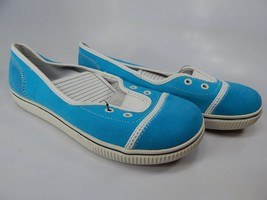 Spenco CVO S2 Size US 7 M (B) EU 37.5 Women's Sneakers Casual Shoes Blue White