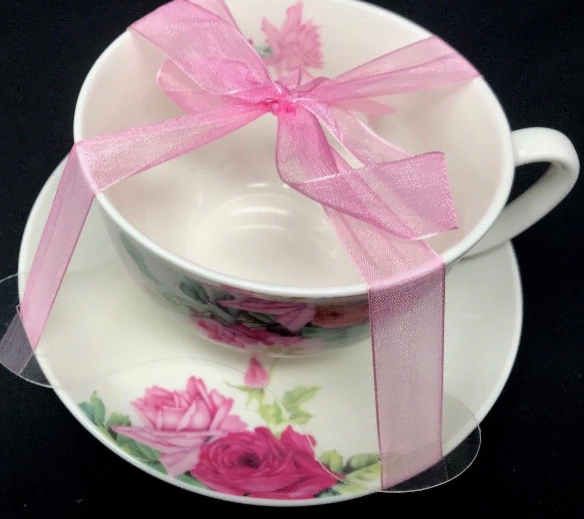 Set of 5 Grace Tea Ware Tea Cup and Saucer and 50 similar items