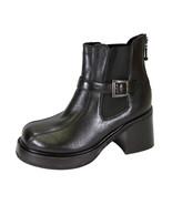 PEERAGE Ricky Men's Medium Width Elegant 7 Inch Comfort Leather Boots - $34.95