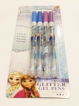 Disney Frozen Set of 4 1.0 mm Glitter Gel Pens