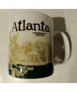 STARBUCKS COFFEE MUG ATLANTA New 2012 EXCELLENT CONDITION - $23.09