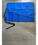 New Williams Wrench Roll Up Bag R-37A -Bag Only Blue Roll Up holds 15 Wr... - $19.99