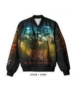Carach Angren Symphonic Death Metal Rock Band All Over Print Monkey Jacket  - $57.99+