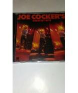 Joe Cocker's Greatest Hits By Joe Cocker (CD, Oct-1987, A&M Records) Usado - $11.64
