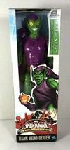 GREEN GOBLIN WEB-WARRIORS (2014) MARVEL TITAN HERO SERIES ACTION FIGURE - $24.24
