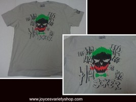 Suicide Squad Movie Joker T-Shirt NEW Sz XL Free Shipping - $8.99