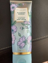 Bath & Body Works-Blooming Garden-Body Cream-8oz-New SOLD OUT HTF IN STO... - $27.55