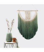 Macrame Large Wall Hanging - Macrame Wedding Hanging Backdrop - Ombre Wa... - $49.45+