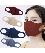 Face Mask - Unisex Adult Washable Breathable Stretch Reusable Spandex 3D... - $8.95