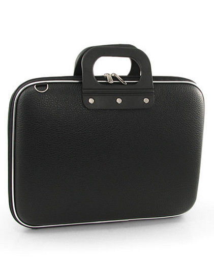 Primary image for Laptop Netbook Notebook Carry Case Black PVC Rubber PC Tablet Carry On Soft