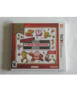 Ultimate NES Remix Nintendo Selects (Nintendo 3DS, 2018) Brand New Sealed. - $14.24