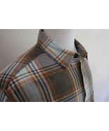 Woolrich Men's Cotton  Short Sleeve Button Front Shirt size L - $16.82
