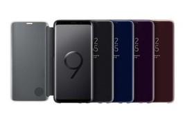 Samsung EF-ZG960CLEGWW Galaxy S9 Etui à rabat Clear View Cover EF-ZG960CL...  - $54.91