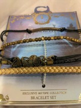 Disney Cinderella Movie 5 Bracelet Arm Party  Set NEW Hot Topic Exclusive - $29.03