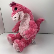 Build A Bear Pink Apatosaurus Dinosaur Plush Stuffed Animal - $19.80