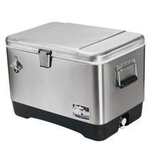 Igloo Products Corporation 00044669 Stainless Steel Cooler, 54 quart - $2.357,68 MXN