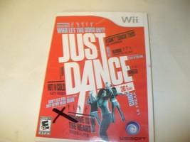 Just Dance (Nintendo Wii, 2009) - $3.73