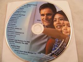Quicken Legal Business Pro 2006, Willmaker Plus 2006, etc Includes Key Code - $9.50