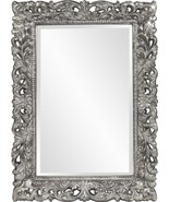 HOWARD ELLIOTT BARCELONA Wall Mirror Scrolls Flourishes - $899.00