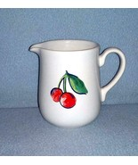 Corelle Coordinates Fruit Too or Fruit Basket Creamer Cherries - $5.99