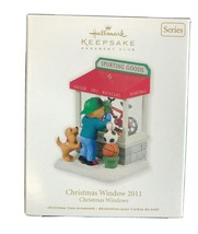 2011 Hallmark Keepsake Ornament Christmas Window Sporting Goods Store 9t... - $18.63