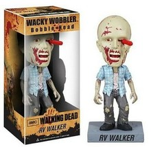 The Walking Dead Rv Walker Wacky Wobbler Bobblehead By Funko Nib Amc - $22.27