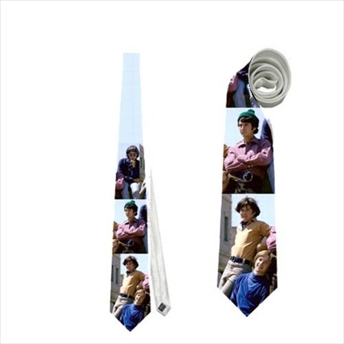 necktie the monkees neck  tie