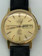 Omega Automatic 1020 Day Date Vintage Man Watch - $462.83