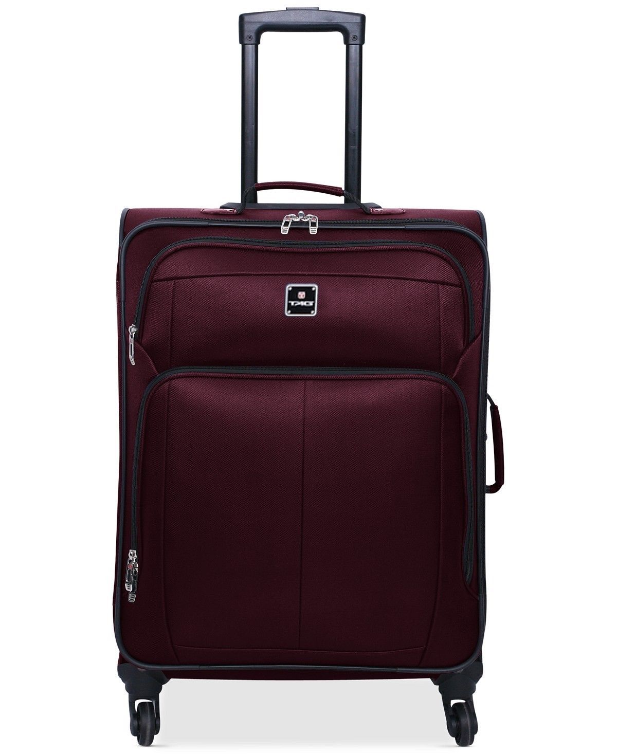 "Primary image for NEW Tag Daytona Burgundy Luggage 20"" Suitcase"