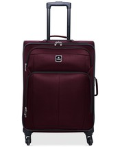 "NEW Tag Daytona Burgundy Luggage 20"" Suitcase - $93.49"