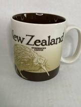 Starbucks 2010 New Zealand Global Collector Coffee Tea Mug Cup Kiwi Aote... - $28.99
