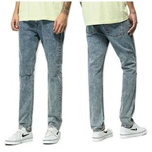 Levi Men 510 Skinny Fit Stretch Jean Size W32 x L32 Ripped Distressed RR... - $23.99