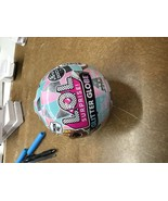 L.O.L. Surprise! Glitter Globe Doll Winter Disco Series with Glitter Hair - $12.50