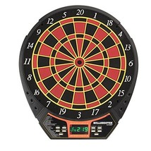 Arachnid Bullshooter Voyager Electronic Dartboard with LCD Display and 2... - $45.15