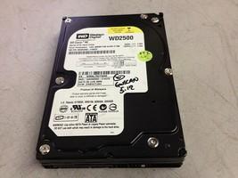 "Western Digital WD2500 WD2500SD-01KCC0 250GB 7200K RPM 3.5"" Sata HDD Hard Disk - $20.00"