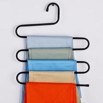 Magic non-slip s-type home pants rack - $25.00