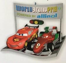 Hallmark Keepsake Disney Pixar Cars 2 International Race Rivals Ornament... - $12.85