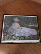 Women Reading by Claude Monet  8 x 10  Artist Print image 1