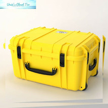 Seahorse SE-1220 Protective Wheeled Case Without Foam Yellow  - $239.83