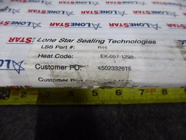 Lone Star R46 OV SI/LCS Sealing Technologies Ring Seal New image 2