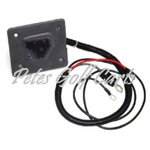 Ezgo Golf Cart Charger Receptacle 48V TxT Express L4 S4 Models 2010 and Up - $89.99