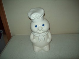 Vintage Pillsbury Dough Boy cookie jar 1988 copyright EXCELLENT condition - $19.80