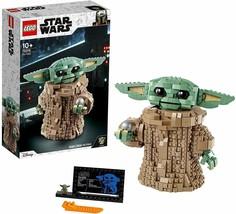 LEGO 75318 Star Wars Der Kind Das Mandalorian Figur Von Baby Yoda Sammle... - $344.71