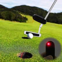 Golf Putter Baton IR Laser Aimer Putting Training Practice Improve Aid Tool - $19.95