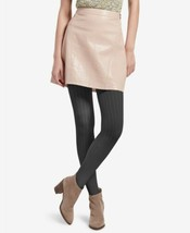 HUE Micro Cable Control Top Tights (Gray, 34X16) - $12.98