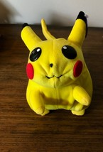 Pokemon Pikachu Plush Toy Brand New With Tags ~ Collectible 1999 - $98.01