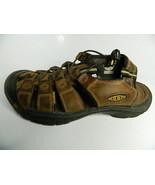 Mens Keen Brown Waterproof Sandals Size 11 #2 - $26.99